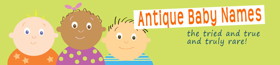 J baby names - Antique Baby Names