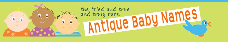 S baby names - Antique Baby Names